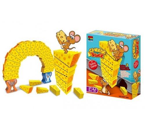 """Jucării pentru Copii - Magazin Online de Jucării ieftine in Chisinau Baby-Boom in Moldova op РЕ01.23 joc de masa """"cheese stack"""""""