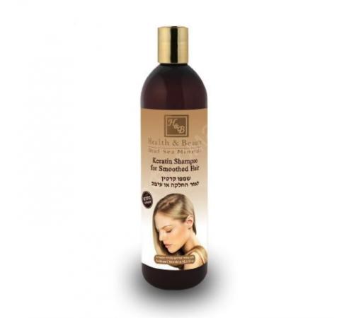 health & beauty  Шампунь для волос кератиновый (400 мл.) 247153