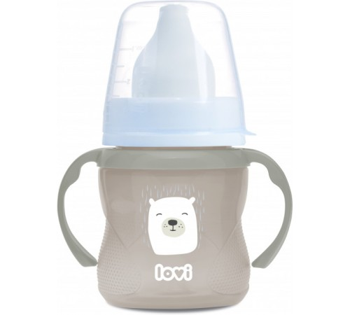 "lovi 35/302 cana de antrenament ""buddy bear"" (6 m+) 150 ml."
