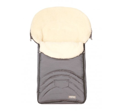 womar Спальный мешок для коляски  s8 серый