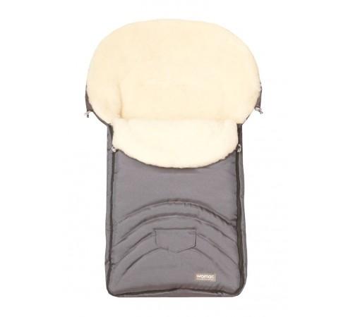 womar zaffiro Спальный мешок для коляски  s8 серый