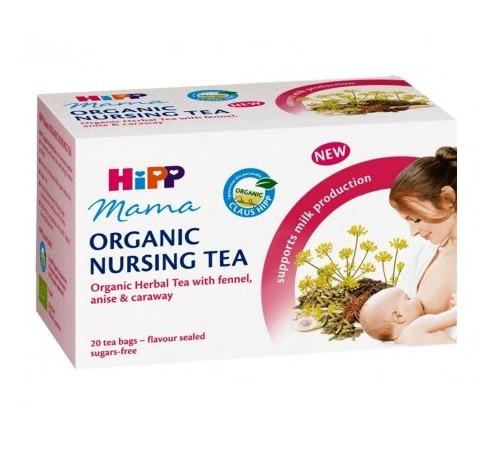 hipp 2345 ceai organic pentru mamele care alăptează (30 gr.)