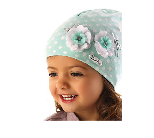 Одежда для малышей в Молдове marika mwj-2228 Шапочка joanna