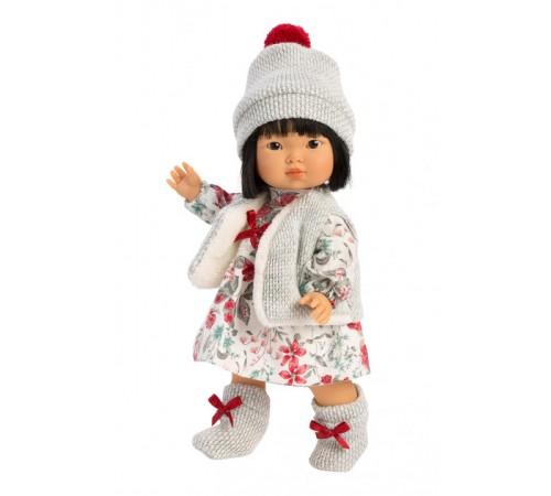 "llorens Кукла ""lu asian"" 28027 (28 см.)"