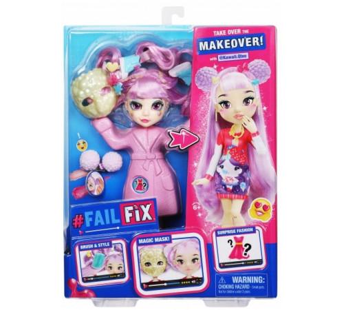 "fail fix 12801 Игровой набор с куклой total makeover ""kawaii"""