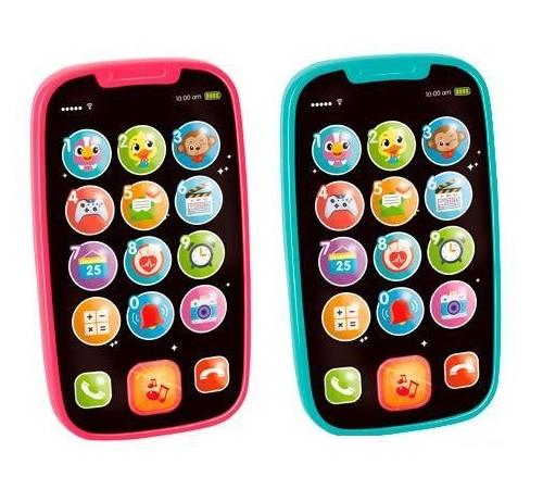 """hola toys 3127 Музыкальная игрушка """"Телефон"""" в асс."""