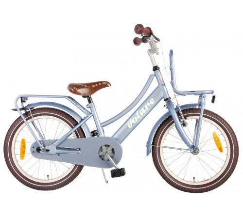 "volare 81811 Велосипед  ""excellent 18"" серый"