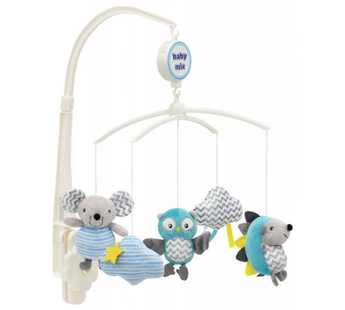"Jucării pentru Copii - Magazin Online de Jucării ieftine in Chisinau Baby-Boom in Moldova baby mix tk/470m carusel din plus ""bufnita"""