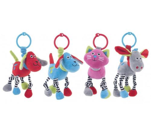 """Детскиймагазин в Кишиневе в Молдове canpol 68/051Плюшевая игрушка-погремушка """"Животные"""" в асс."""