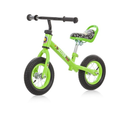 chipolino run bike jetter dikj01602gr green