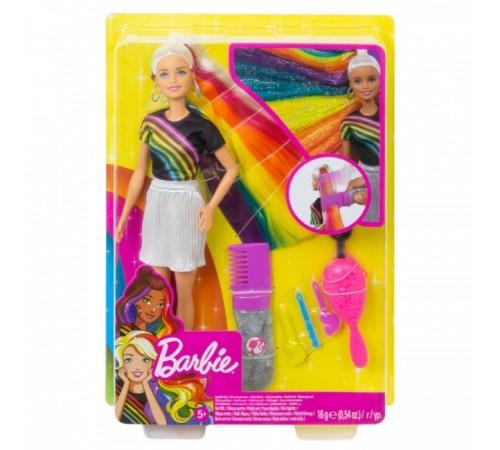"""barbie fxn96 Кукла """"Радужная и сверкающая"""""""
