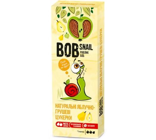 """bob snail Натуральные конфеты """"Яблоко-Груша"""" (30 гр.)"""