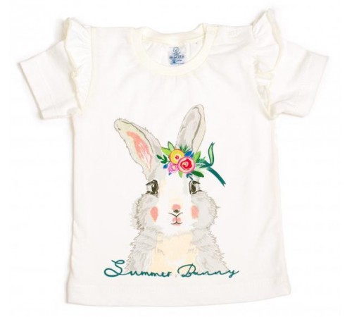 veres 103-3.77-1.80 Футболка summer bunny р.80