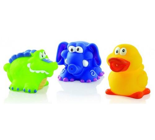 """nuby id6022 set jucării pentru baie """"zoo amuzante"""""""