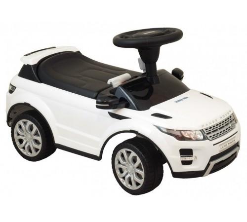 baby mix ur-z348b Машина детская range rover белый.
