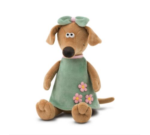 lucky doggy (orange toys)  Дог Зуза 20см 7646/20