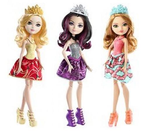 """ever after high dlb34 Кукла """"Сказочные принцессы"""" в асс.(3)"""