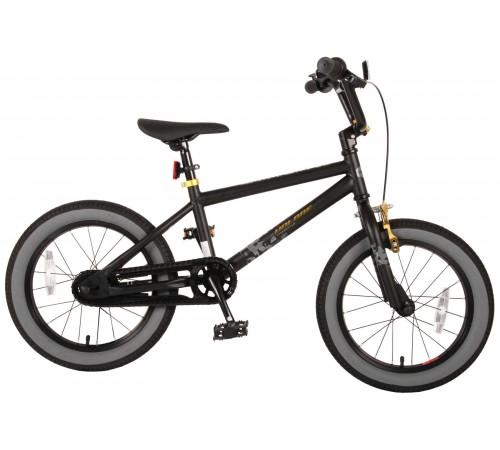 """volare 91643  Велосипед 16 """"cool rider"""" чёрный"""