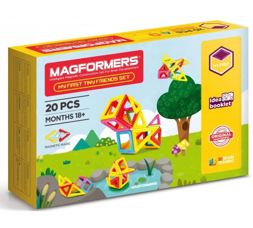 Детскиймагазин в Кишиневе в Молдове magformers 702004 Магнитный конструктор (20 эл.)