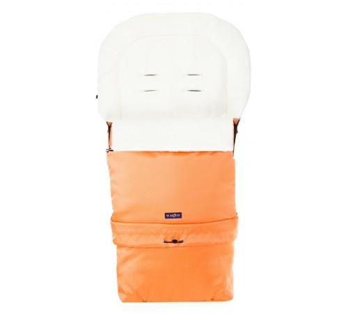 womar zaffiro sacul de dormit pentru carucior s20 portocaliu