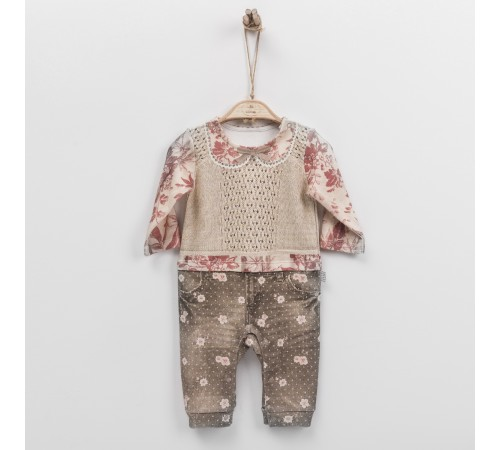 Одежда для малышей в Молдове  kitikate s31805 Комбинезон 3d w
