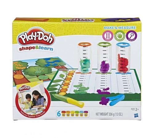 play-doh b9016 Игровой Набор Сделай И Измерь