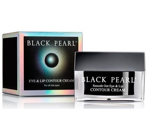 black pearl Разглаживающий крем для кожи вокруг глаз и губ (30 мл.) 761804