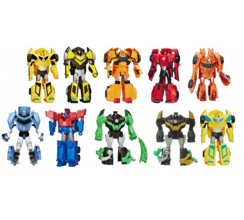 transformer b0067 Трансформеры rid hyper change herois в асс.