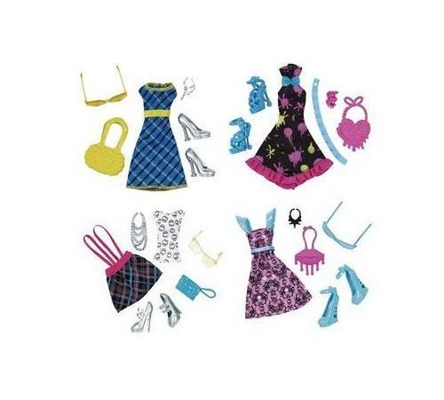 """Детскиймагазин в Кишиневе в Молдове monster high dxw87 Набор одежды """"Отпадный прикид"""" в асс. (4)"""
