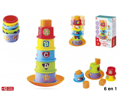 color baby 44561 piramida  playgo