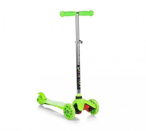 chipolino Самокат ronny dsro01703gr зеленый