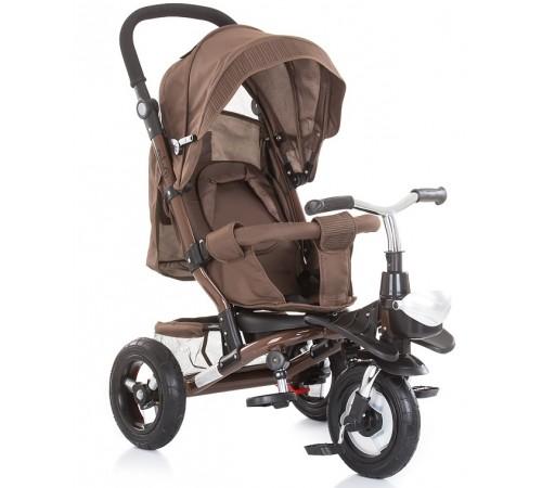 "chipolino Трицикл ""polar""  trkpo0182br коричневый"