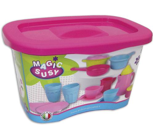 Jucării pentru Copii - Magazin Online de Jucării ieftine in Chisinau Baby-Boom in Moldova androni 2131-0001 androni 2131-0001 set de vase într-un recipient