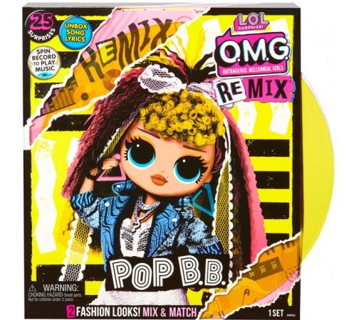 "l.o.l. 567257 Набор с куклой surprise! серии o.m.g. remix ""Диско-леди"""