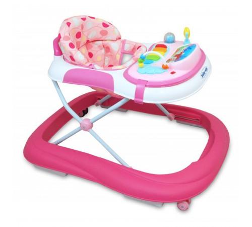baby mix ur-1120-na2 Ходунки розовые