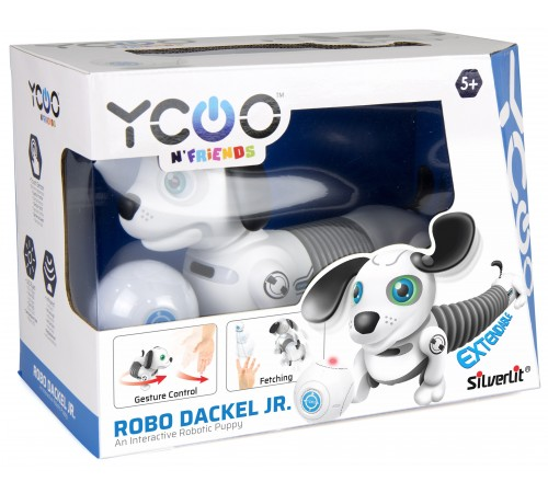 "silverlit 88578 Интерактивный робот ""dackel junior"""