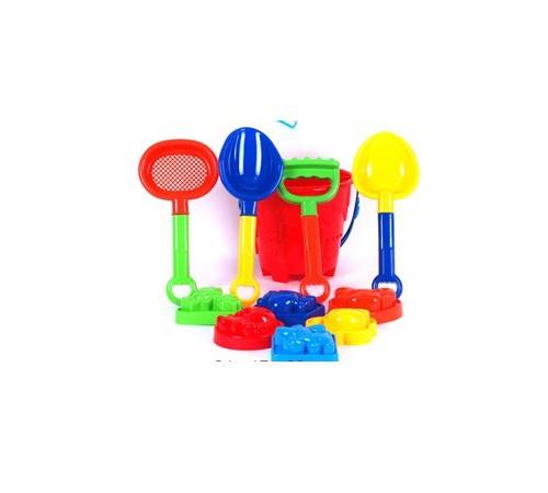 Jucării pentru Copii - Magazin Online de Jucării ieftine in Chisinau Baby-Boom in Moldova op Л01.56 set pentru nisip (11 buc.)