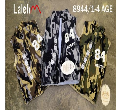 Одежда для малышей в Молдове bebemania  8944-84 Жилет мальчик в асс.