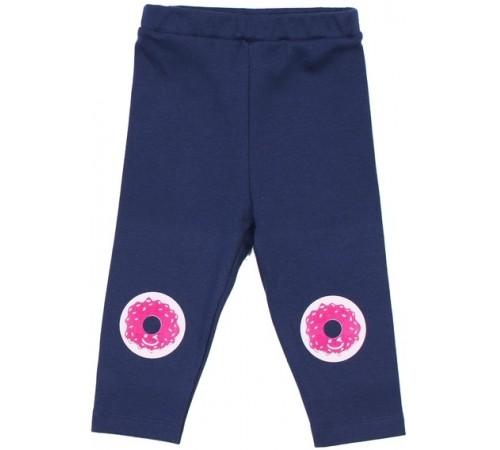 """Одежда для малышей в Молдове veres 104-5.87-2.74 Леггинсы """"sweet unicorn blue"""" (р.74)"""