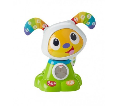 "Игрушки в Молдове fisher-price fbc96 ""Танцующий щенок робота Бибо""(рус)."