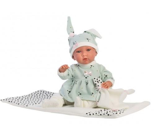 Jucării pentru Copii - Magazin Online de Jucării ieftine in Chisinau Baby-Boom in Moldova llorens papusa interactiva cu o patura alba 74054 (42 cm.)