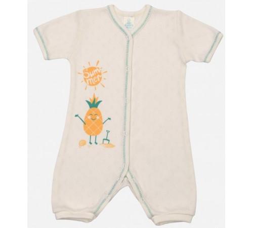 """Одежда для малышей в Молдове veres 111.40-3.80 Песочник """"ananas"""" (р.80)"""