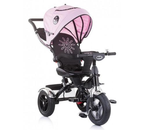 chipolino Трицикл arena 360° trkar02105pp розовый