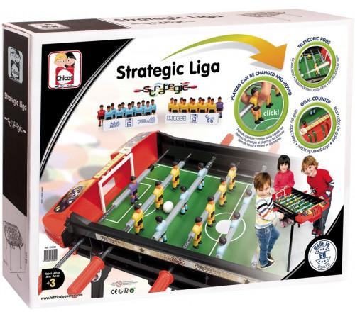 """chicos 72302 fotbal de masă """"liga strategica"""""""