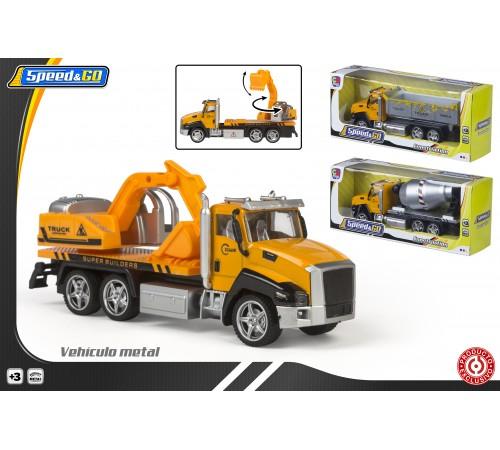 color baby 43576 Транспорт грузовой speed & go