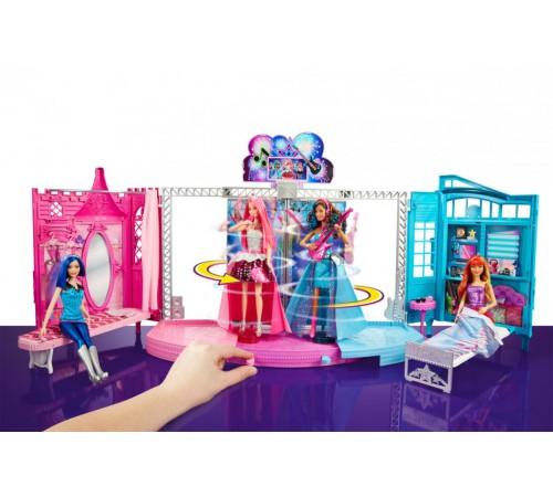 "Детскиймагазин в Кишиневе в Молдове barbie ckb78 Звездная сцена barbie из м/ф ""Барби: Рок-принцесса"""