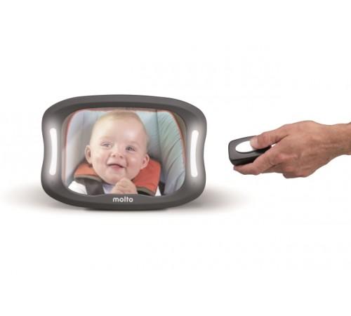 molto 19733 Зеркало для автомобиля заднего вида led