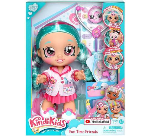 "kindi kids 50036 Кукла ""Доктор Синди Попс"" с аксессуарами"