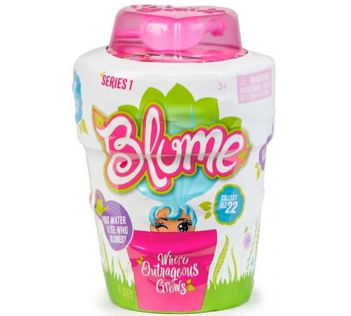 """blume b02254 Игровой набор с куклой """"mystery flowerpot doll"""" в асс."""