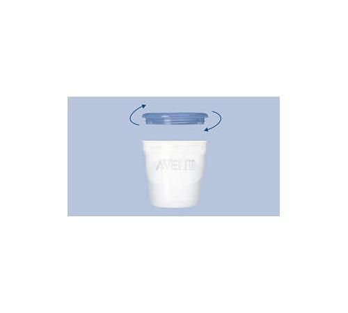 avent scf616/10 Контейнеры для хранения молока (10х240 мл.)